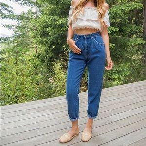 Lee | Vintage High Waisted Mom Jeans